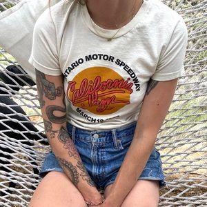 Vintage 1978 California Jam 2 Festival T-Shirt
